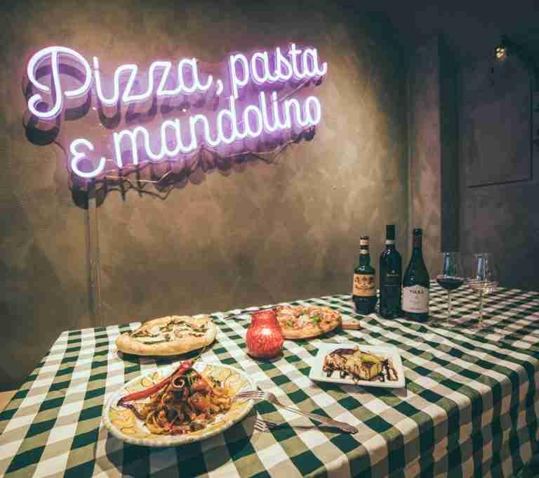 Mamma pizza Oslo - lista d'attesa digitale